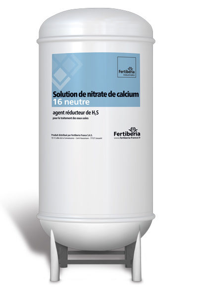 Solution de nitrate de calcium 16 neutre